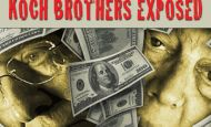 "Film Showing: ""Koch Brothers Exposed"""
