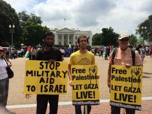 Vigil for Gaza