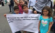 Trip report – August 2, 2014 National March in DC to stop massacre in Gaza