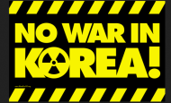 A path to stopping war with Korea