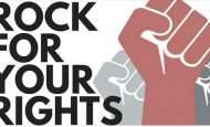 Rock For Your Rights – Jan. 19th