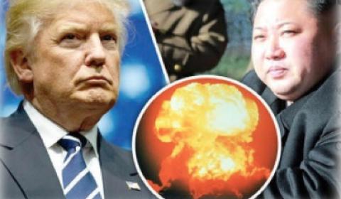 The Current Crisis Over Korea (April 19)