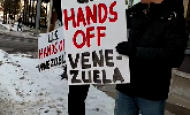 US Hands Off Venezuela!