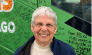 Sister Mary Ellen's testimony in support of human rights in Israel/Palestine
